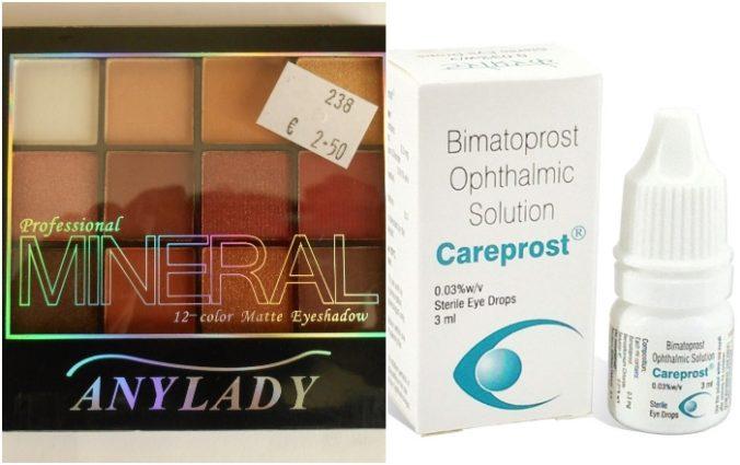 Foto: Hygienici odhalili nebezpečné výrobky, upozorňujú na očné tiene s olovom aj sérum na riasy