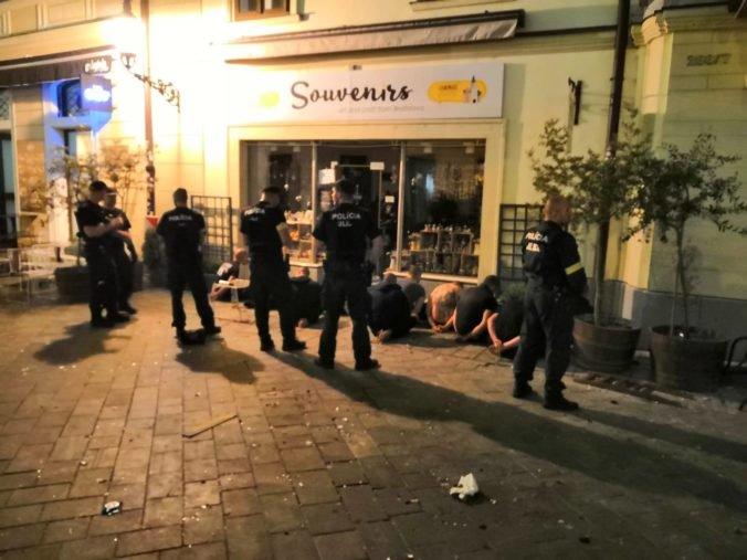 Kluby odsúdili výtržnosti v Bratislave, v Ružomberku majú obavy z fanúšikov Levski Sofia