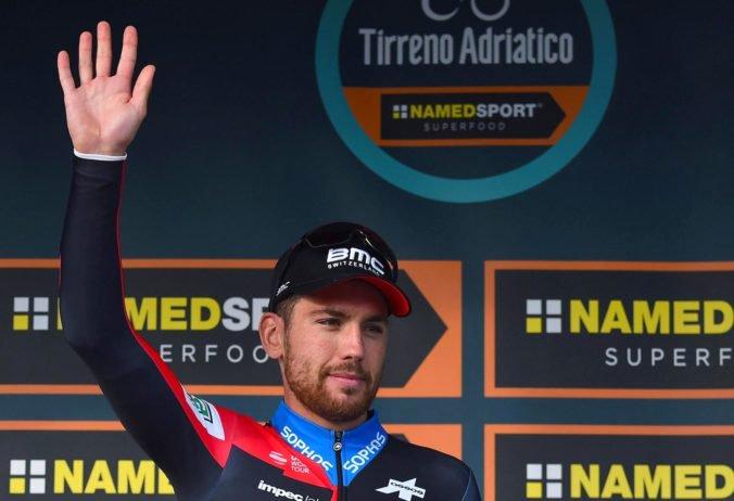Patrick Bevin si zlomil dve rebrá a odstúpil z Tour de France 2019