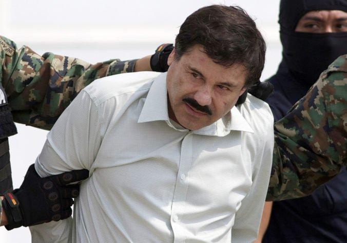 """Prokurátori žiadajú pre narkobaróna """"El Chapa"""" doživotie, jeho právnik označil trest za prehnaný"""
