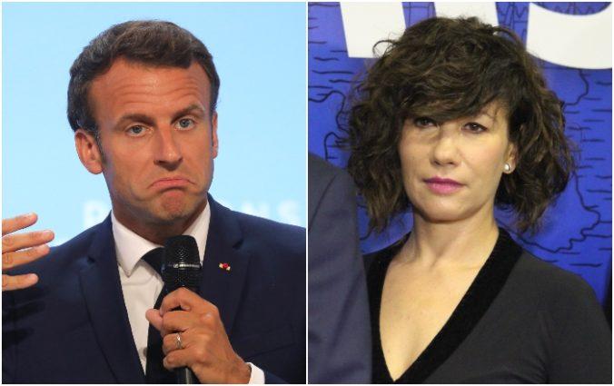 Europoslankyňa Ďuriš Nicholsonová kritizuje Macrona a V4 za zlyhanie pri obsadzovaní kľúčových postov v EÚ