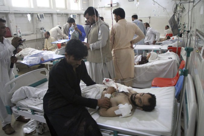 Na svadbe sa odpálil 13-ročný chlapec, výbuch zabil piatich ľudí a ďalších zranil