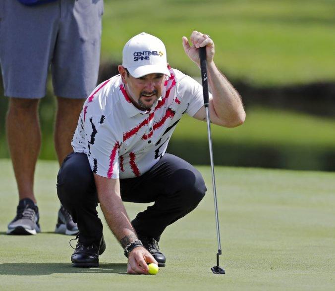 Sabbatini bude prvým slovenským golfistom, ktorý sa predstaví na prestížnom major turnaji The Open