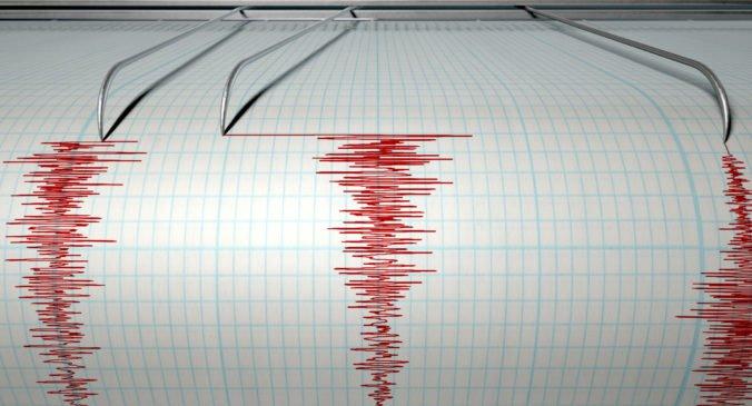 Pri Vyšných Ružbachoch zaznamenali seizmológovia zemetrasenie