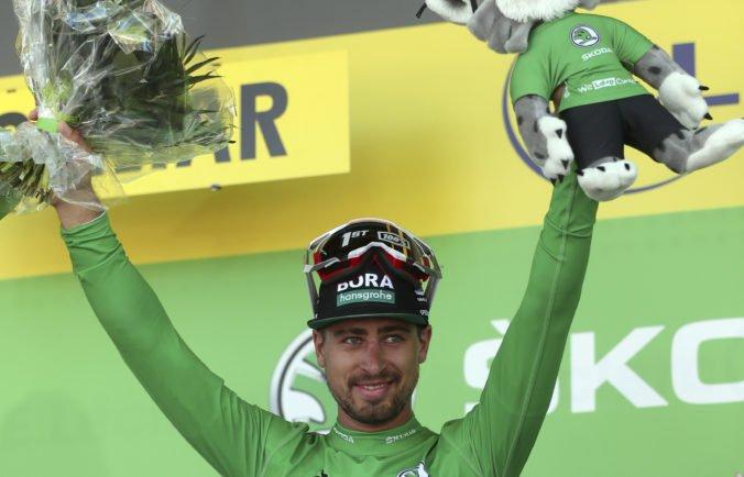 Bol to nervózny deň, hodnotí Peter Sagan 10. etapu Tour de France 2019