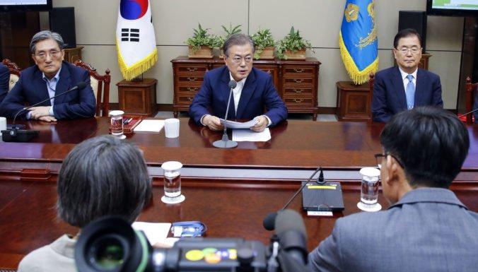 Mun Če-in varoval Tokio, že prísnejšia kontrola exportu do Južnej Kórey viac poškodí Japonsko
