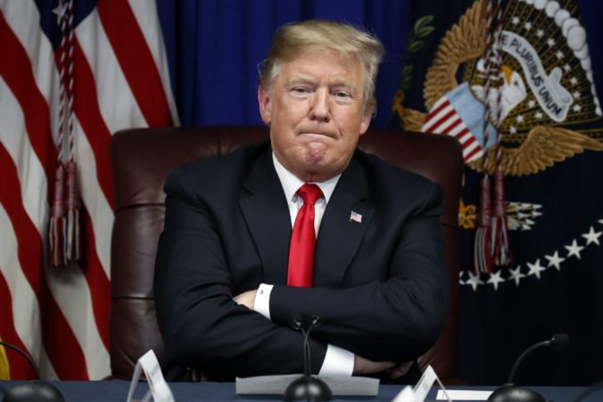 Rasistické poznámky prezidenta Trumpa na kongresmanky odsúdili Kanaďania aj Briti