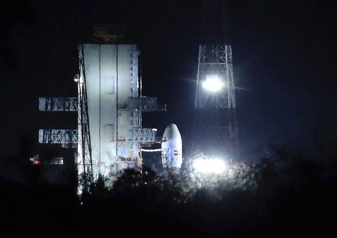 Štart druhej misie na Mesiac zrušili, spôsobili to technické problémy