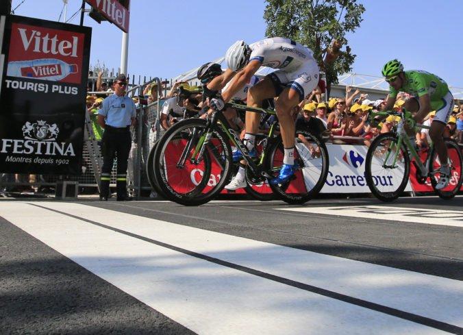 Bol jedným z najväčších konkurentov Sagana v špurtoch, teraz je na Tour de France v inej úlohe