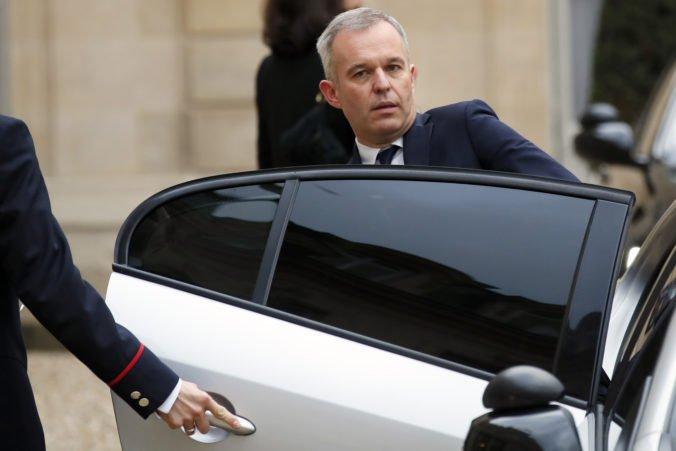 Muž číslo dva vo francúzskej vláde rezignoval, minister Francois de Rugy viedol luxusný život