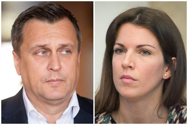 Cséfalvayová by nemala zavádzať verejnosť, reaguje Danko na jej neschválené zahraničné cesty