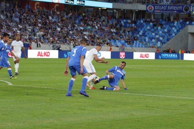 ŠK Slovan Bratislava končí v Lige majstrov už v prvom predkole, vyradila ho Sutjeska Nikšič