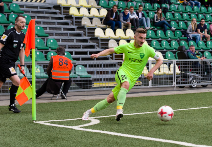 Michal Škvarka zažiaril v drese Ferencváros Budapešť, k postupu v Lige majstrov prispel aj gólom