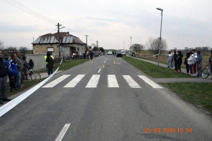 Obvinili vodiča, ktorý v Drahňove zrazil a usmrtil päťročného chlapca