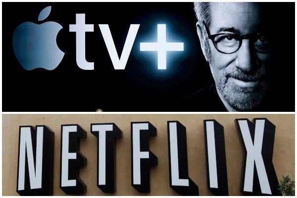 Rast firmy Netflix sa dramaticky spomalil, nové služby ohlásil Apple aj Walt Disney
