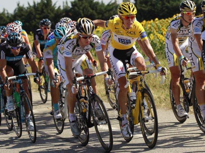 Schleckovi Tour de France nechýba a už ani nevie, kde má žlté tričko za celkový triumf