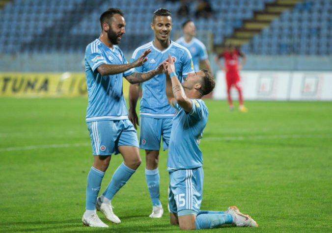 Zaváhania v európskych súťažiach pribúdajú, Slovan v už prekvapili aj Jelgava či Lyngby Kodaň