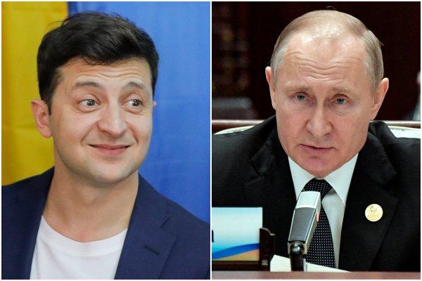 Rusi a Ukrajinci sú jeden národ a mali by sa spojiť, povedal Putin v rozhovore s režisérom Stoneom
