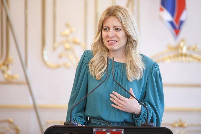 Čaputová chce vyriešiť problém bývania pre prezidentov, ale o vile na Slavíne ešte nerozhodla