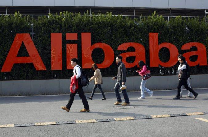Platforma Alibaba chce konkurovať Amazonu, otvorila dvere predajcom z USA