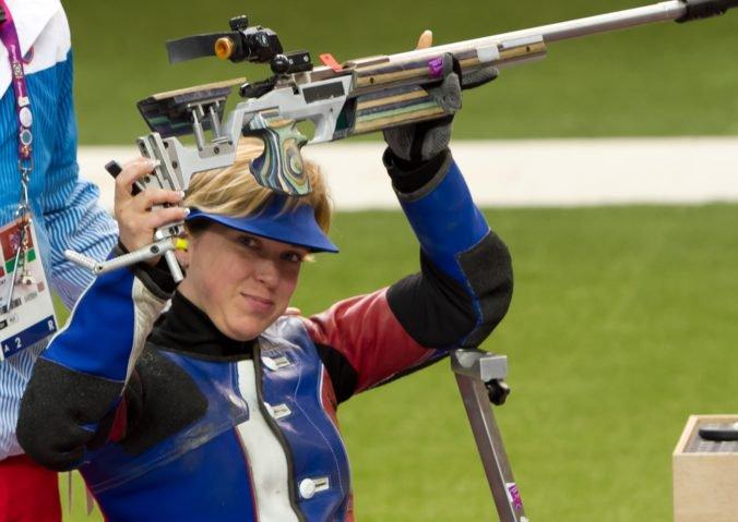 Veronika Vadovičová si vystrieľala triumf na pretekoch Svetového pohára v Osijeku