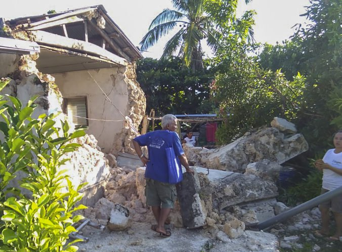 Video: Sever Filipín zasiahlo silné zemetrasenie, zomrelo niekoľko ľudí a desiatky sa zranili