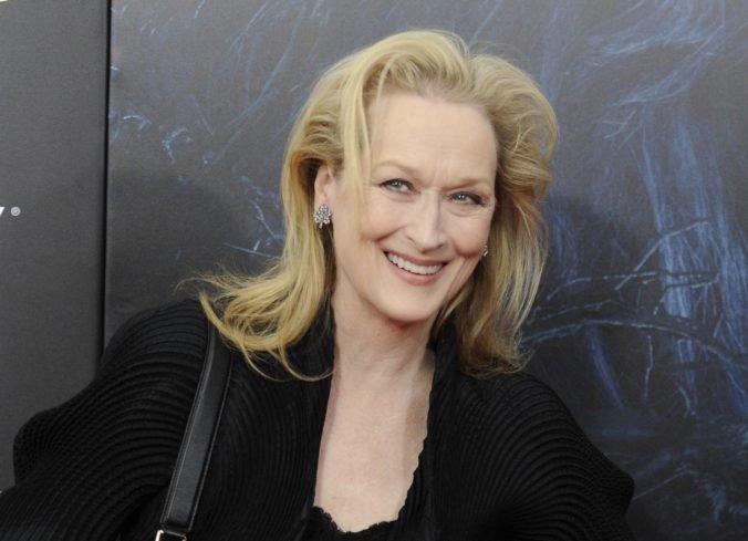 Meryl Streepovú ocenia na Medzinárodnom filmovom festivale v Toronte