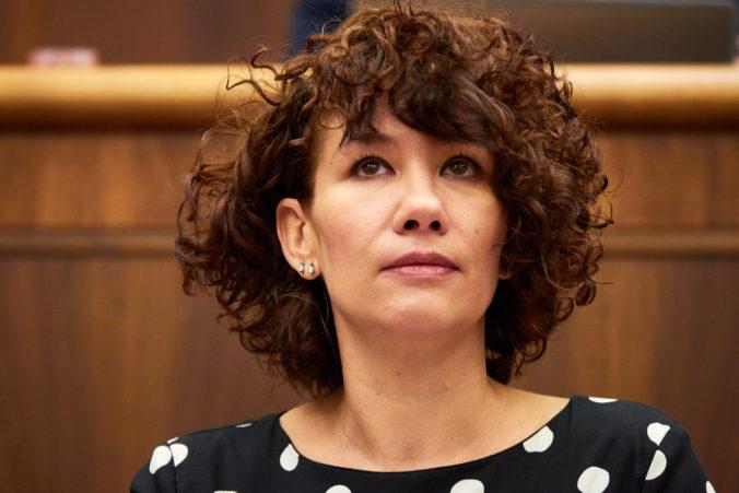 Europoslankyňa Ďuriš Nicholsonová má pozastavené členstvo v SaS, schválila republiková rada