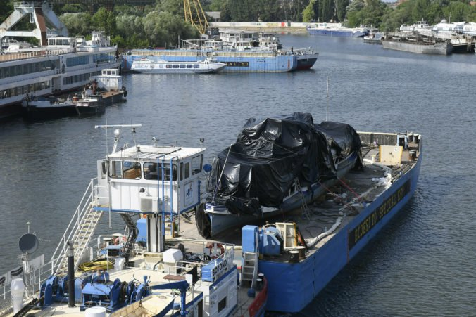 Kapitánlode Viking Sigyn je opäť za mrežami, mohol by mariť vyšetrovanie havárie na Dunaji