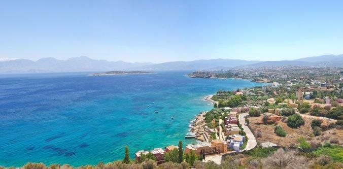 Ostrov Kréta zasiahlo zemetrasenie, udrelo približne 23 kilometrov západne od Iraklia