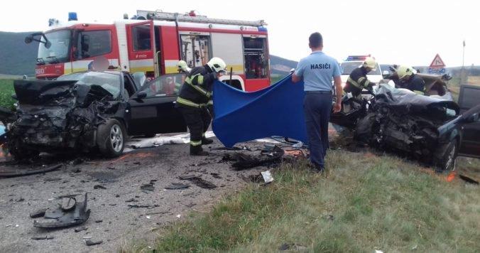 Foto: Vodič, ktorý zavinil tragickú nehodu na východe Slovenska, bol pod vplyvom drog