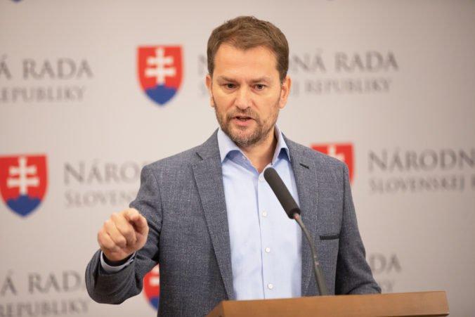 Neexistuje štát, kde by si jedna osoba sprivatizovala políciu, uviedol Matovič v súvislosti s Bödörom