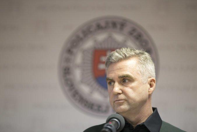 Bývalý policajný šéf Gašpar zatiaľ nerokoval so žiadnou politickou stranou ani s politikom