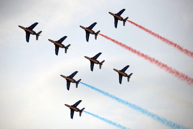 Medzinárodné letecké dni SIAF 2019 Sliač: účastníci, vojenská technika, doprava, parkovanie