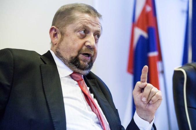 Štefan Harabin chce šéfovať Najvyššiemu súdu SR, aj sa angažovať v politike
