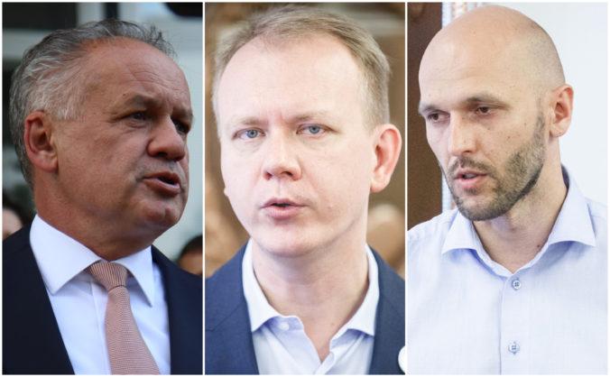 """Kandidatúru Harabina na post šéfa najvyššieho súdu označili """"kiskovci"""" a koalícia PS/Spolu za hrozbu"""