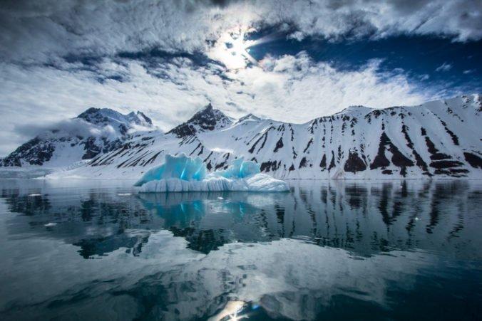 Pod ľadovec na Špicbergoch vypustia špeciálneho robota, misia je pre ľudí príliš nebezpečná
