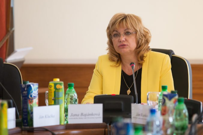 Kandidatúru na post predsedu Najvyššieho súdu SR oznámila aj Harabinova kritička Jana Bajánková