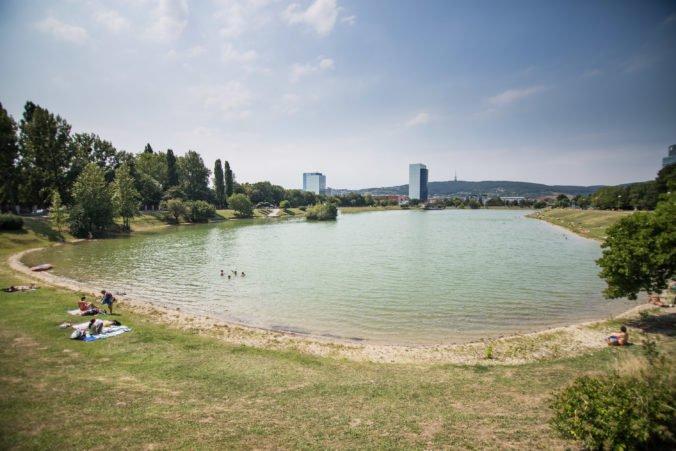 V bratislavskom jazere Kuchajda sa utopil 60-ročný muž, prípadom sa zaoberá polícia