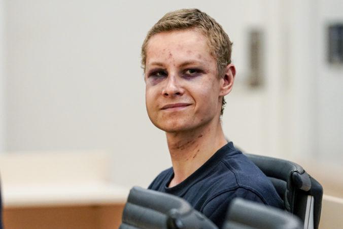 Podozrivý strelec z mešity v Osle nechce vypovedať, údajne sa inšpiroval útokmi na Novom Zélande