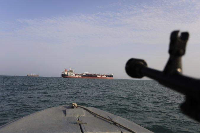 Štáty Perzského zálivu nechcú pomoc iných krajín, bezpečnosť vodných ciest si vraj zaistia samy