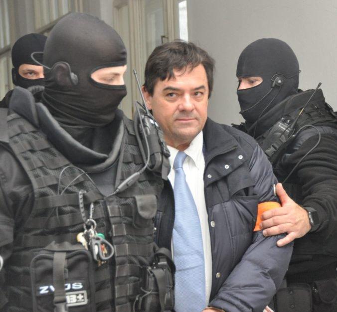 Obvinený podnikateľ Marian K. vypovedal v NAKA, účasť na vražde novinára Kuciaka poprel