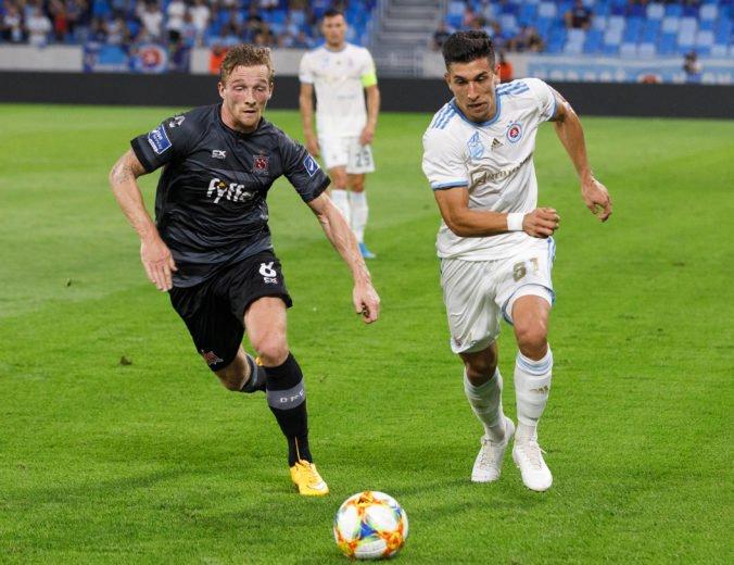 Online: Dundalk FC – ŠK Slovan Bratislava (Európska liga 2019/2020 – 3. predkolo – odveta)