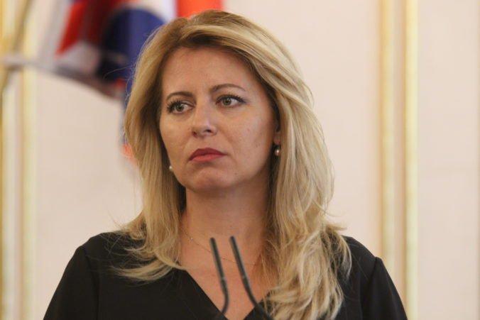 Prezidentka Čaputová považuje interrupciu za tragický čin, ale prísnejší zákon nie je riešenie