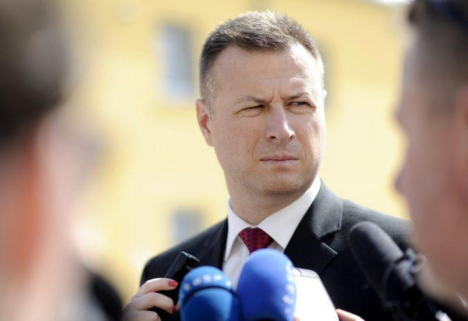 Slovensko má pri poste sudcu Všeobecného súdu Európskej únie iba dve možnosti, tvrdíminister Gál