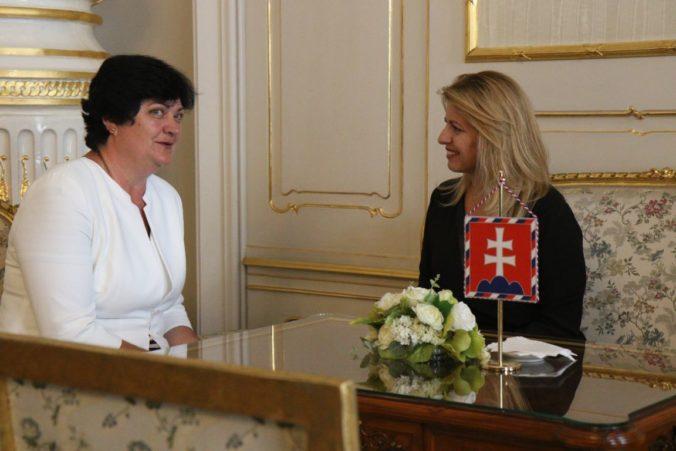 Zistenia ombudsmana sa nie vždy počúvajú ľahko, prezidentka Čaputová chce podporiť Patakyovú