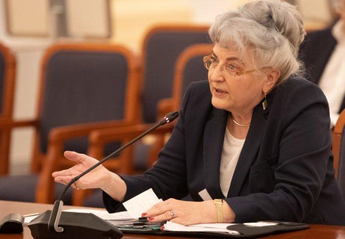 O novom šéfovi najvyššieho súdu rozhodne súdna rada, Švecová podala na Harabina viacero podnetov