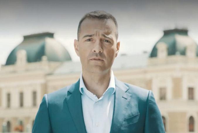 Tomáš Drucker chce riešiť problémy na Slovensku, vo videu oznámil založenie novej strany