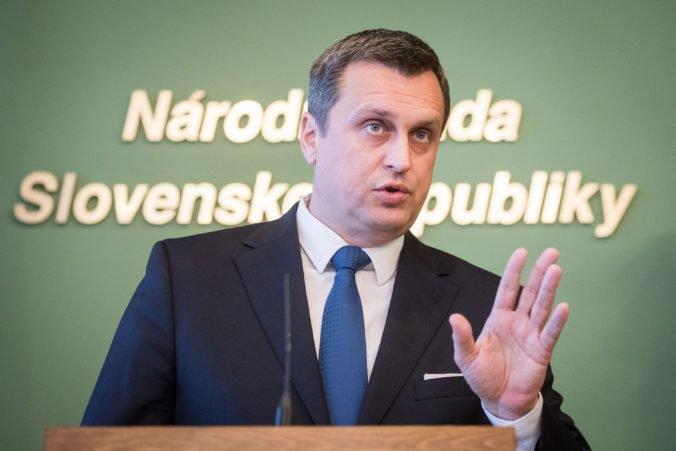 Aktualizované: Spájajú možné s nemožným, reagoval Danko na komunikáciu s obvineným Marianom K.