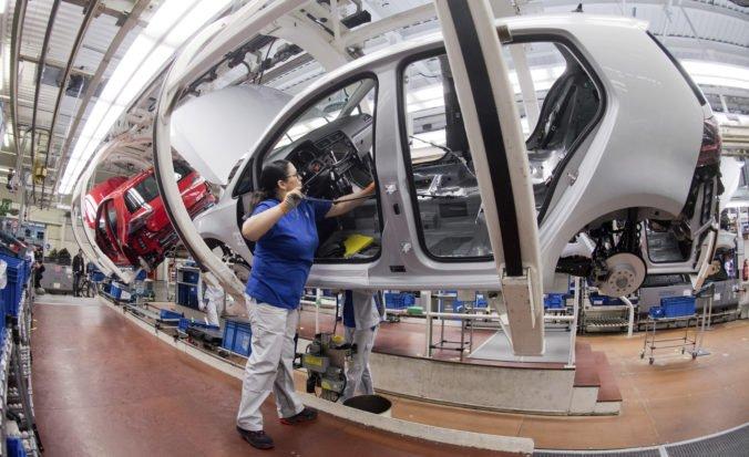 Automobilový priemysel pôsobí podľa Coface skôr ako motor spomalenia nemeckej ekonomiky